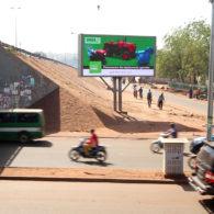 Ecran Quartier Mali