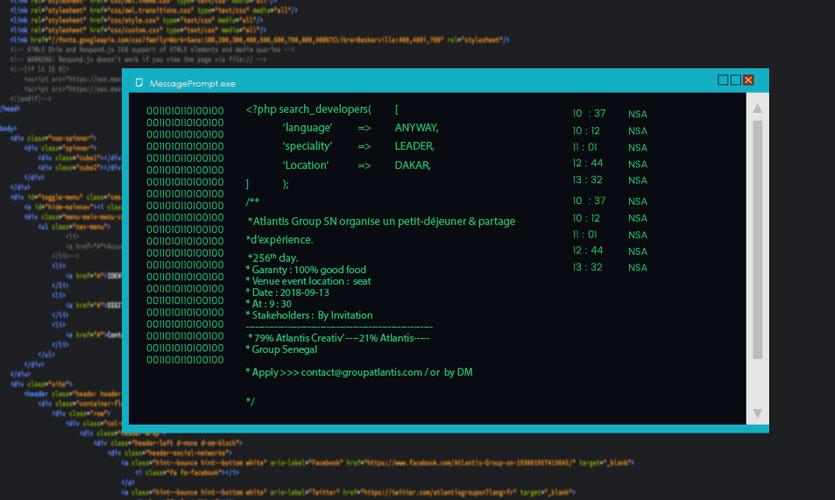 journée mondiale développeur et programmeur